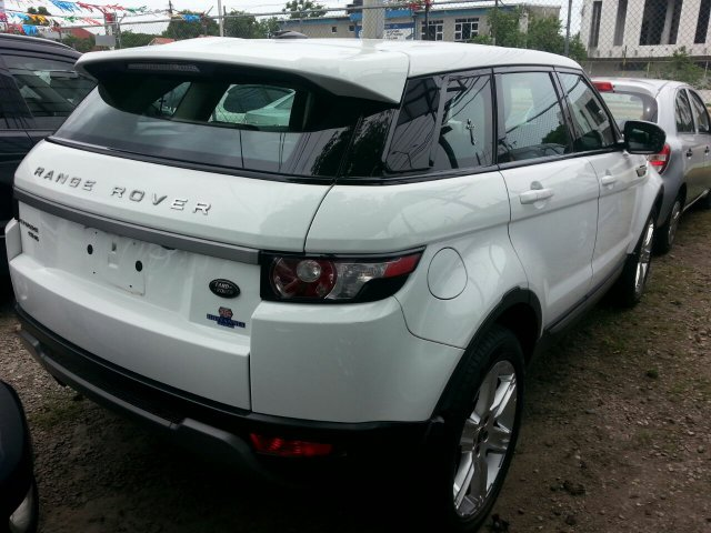 Range Rover For Sale In Jamaica >> 2012 Land Rover Range Rover For Sale In Kingston St Andrew