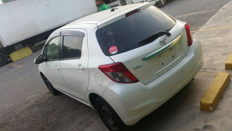 Autoadsja Cars For Sale In Jamaica: 2013 Toyota Vitz For Sale In Jamaica