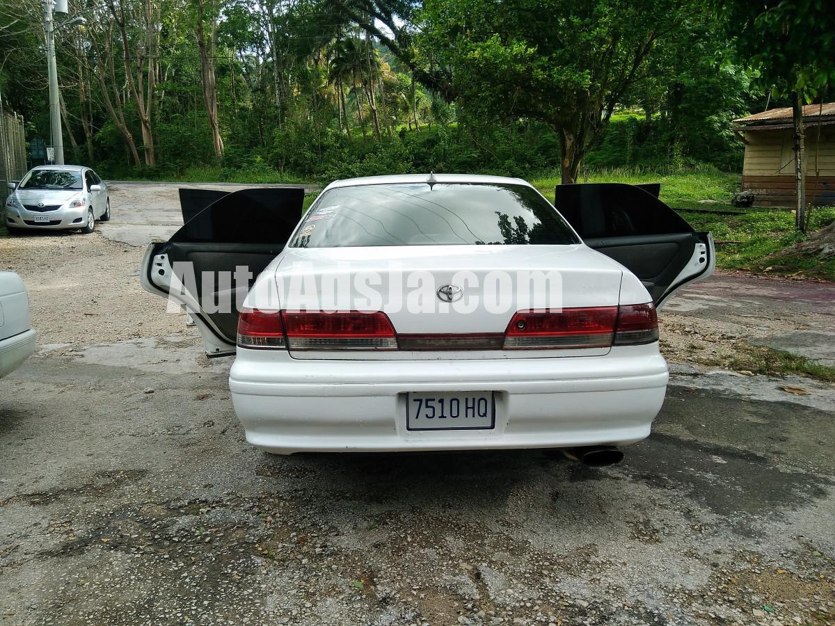 1996 Toyota Mark 2 For Sale In Jamaica Autoadsja Com