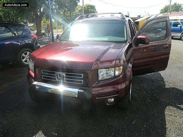 2007 Honda RIDGELINE for sale in Kingston / St. Andrew, Jamaica   AutoAdsJa.com