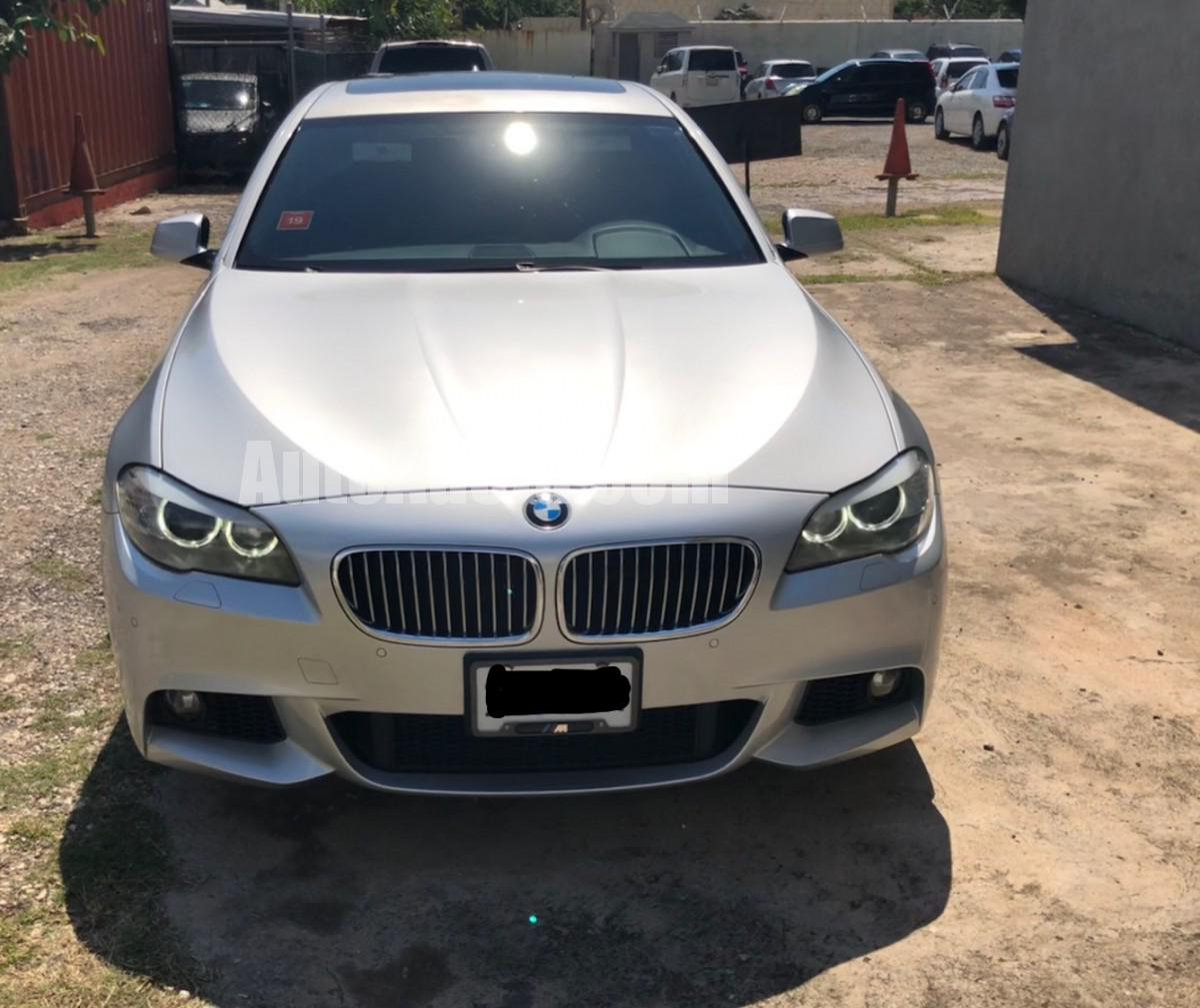 2013 BMW 535i M Sport For Sale In Kingston / St. Andrew