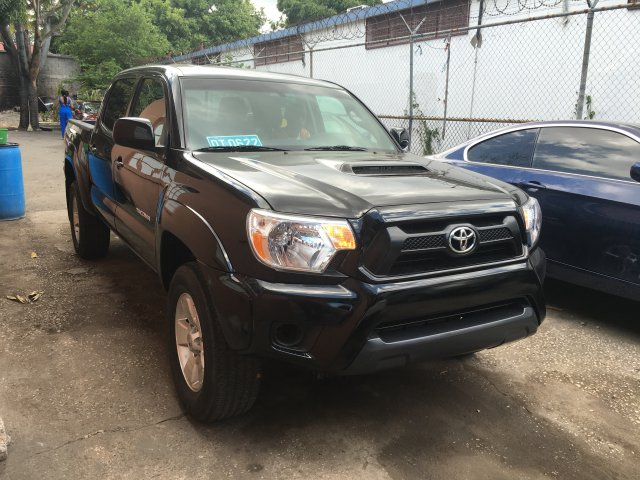 2012 Toyota Tacoma For Sale In Kingston St Andrew Jamaica