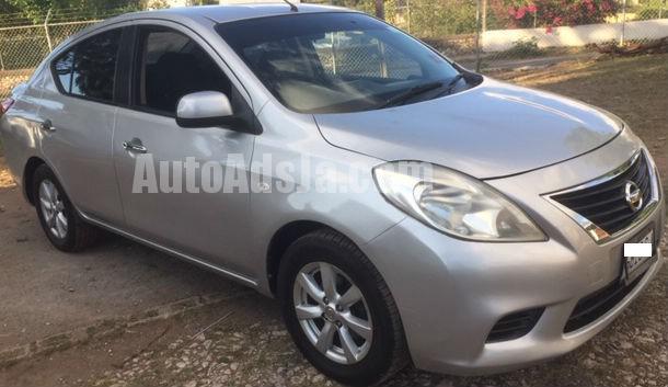 2013 Nissan Versa For Sale In Kingston St Andrew Jamaica