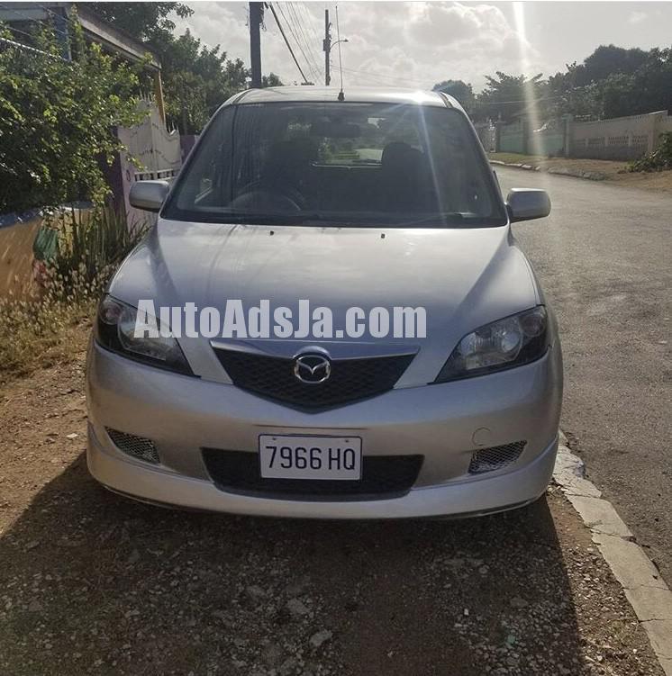 2004 Mazda 2 For Sale In Jamaica Autoadsja Com