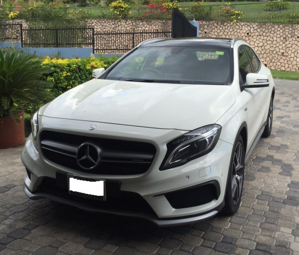 2015 Mercedes Benz GLA 45 AMG For Sale In Kingston / St