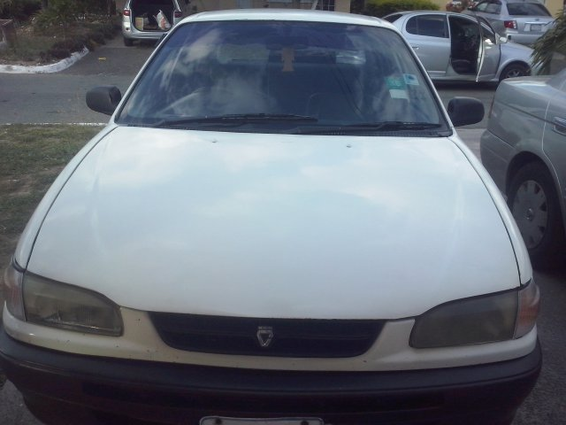 Autoadsja Cars For Sale In Jamaica: 1996 Toyota Corolla 110 For Sale In Jamaica