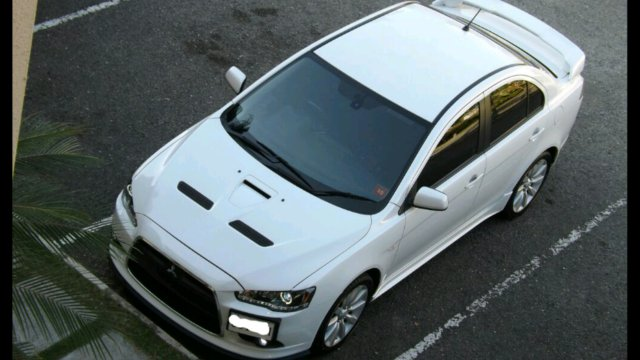 2008 Mitsubishi Galant Fortis Ralliart for sale in Kingston