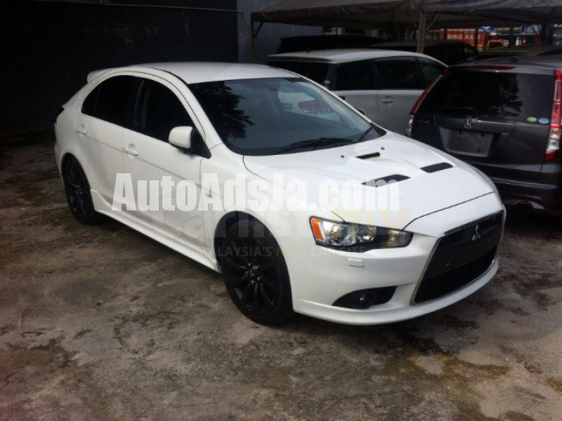 2008 Mitsubishi Sportback Galant Fortis Lancer for sale in ...