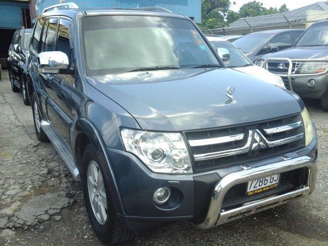 Mitsubishi Pajero For Sale In Kingston St Andrew Jamaica