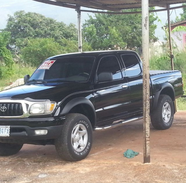 2001 Toyota Tacoma For Sale In St. Elizabeth, Jamaica