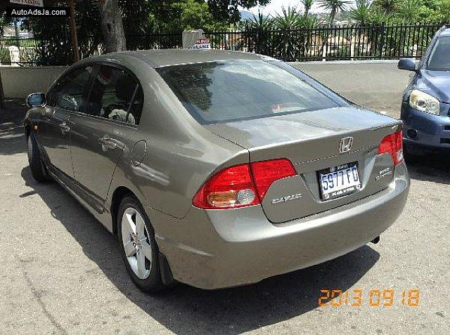 2007 Honda Civic For Sale In Kingston St Andrew Jamaica