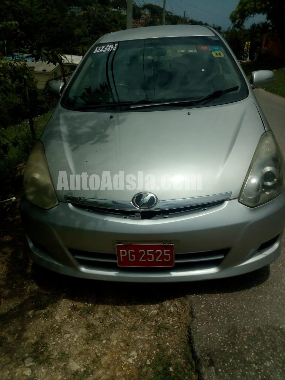 2007 Toyota Wish for sale in Westmoreland, Jamaica | AutoAdsJa com