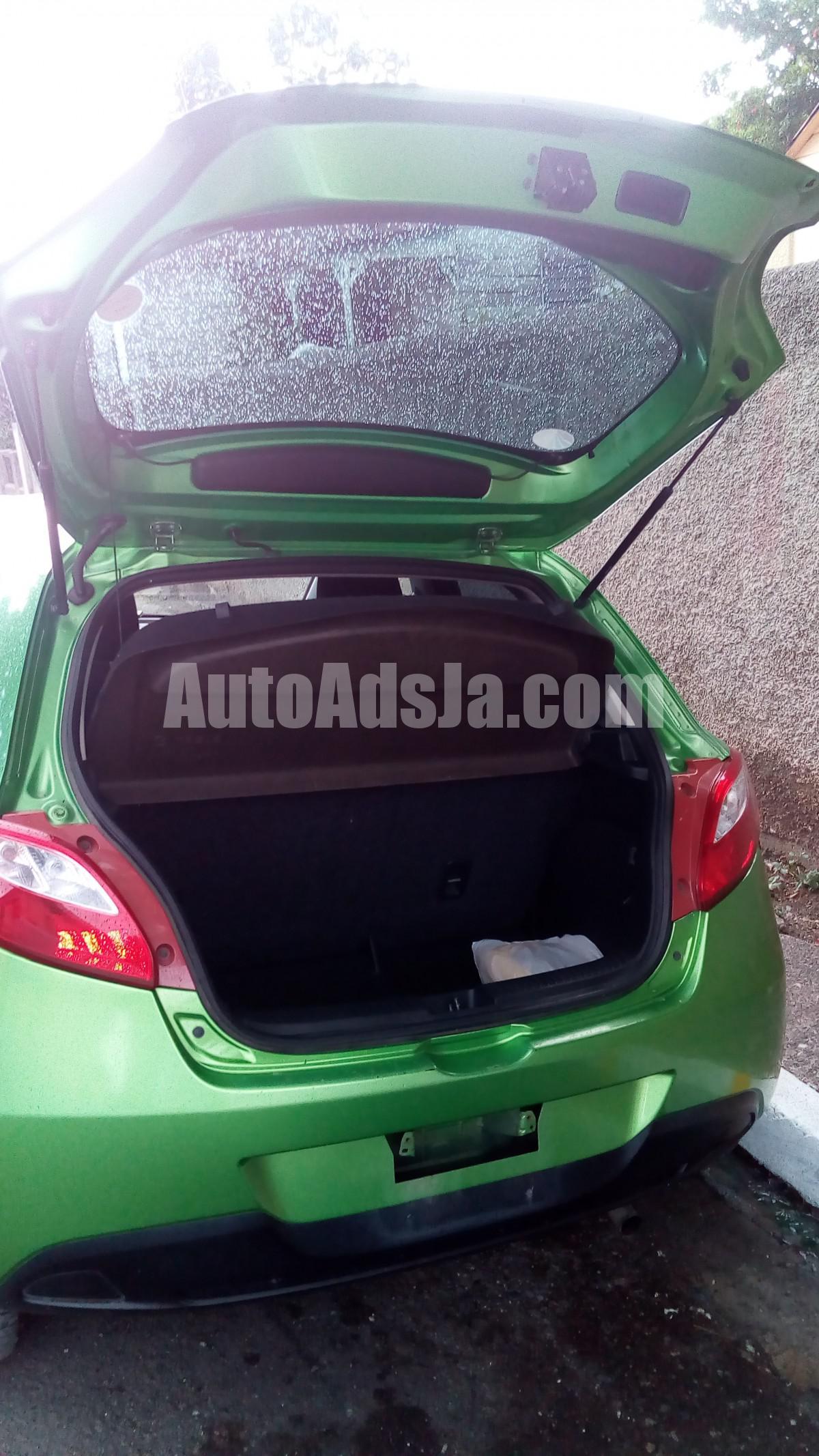 2010 Mazda Demio For Sale In Kingston St Andrew Jamaica