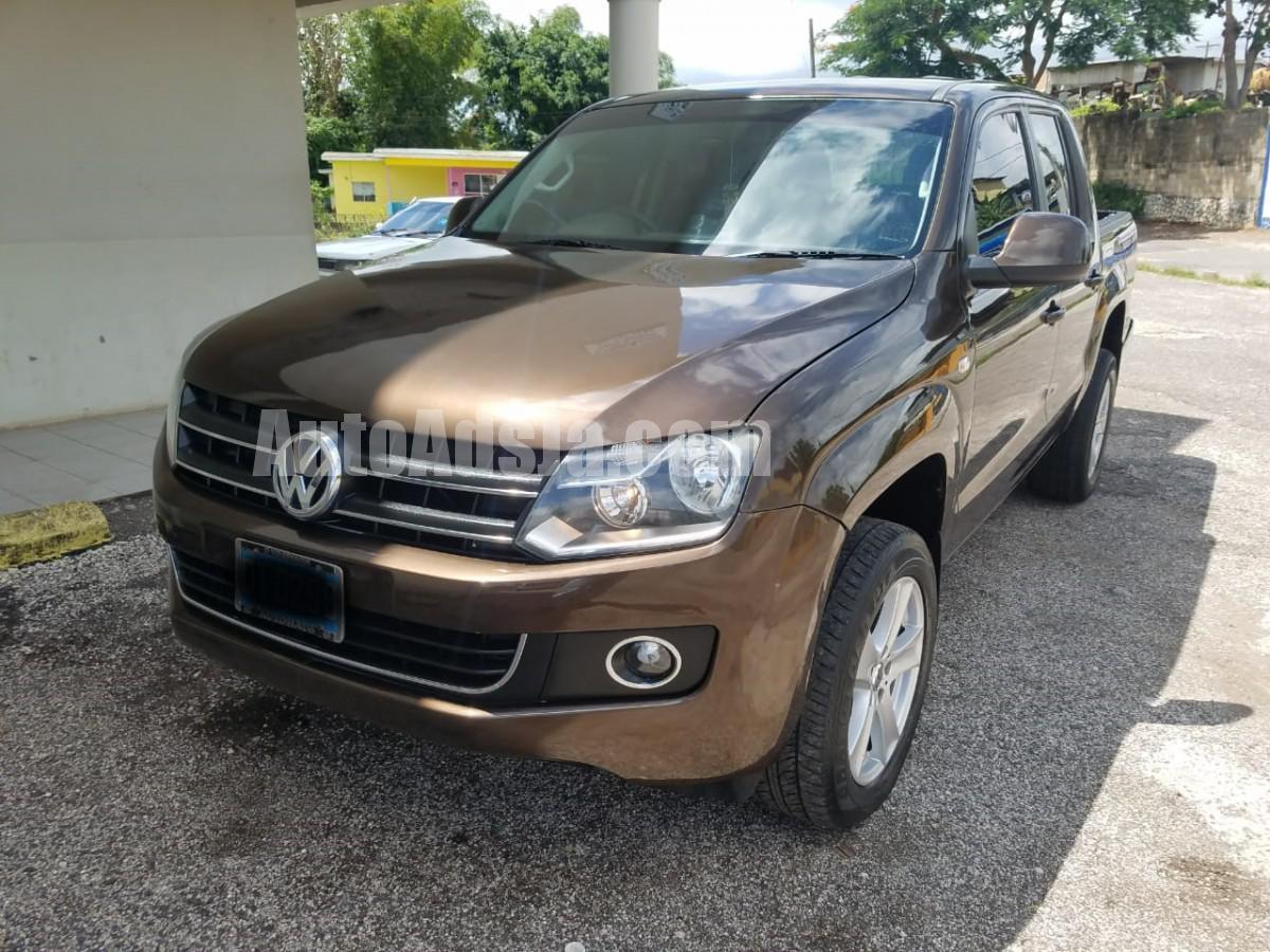 2012 volkswagen amarok for sale in jamaica. Black Bedroom Furniture Sets. Home Design Ideas