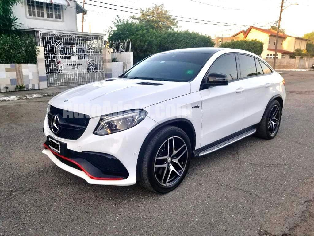 2016 Mercedes Benz Gle450 Amg For Sale In St Catherine
