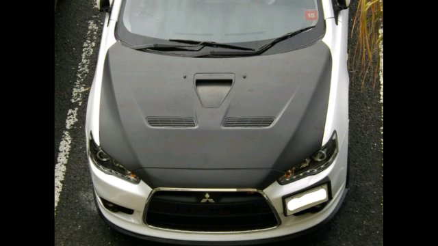 2008 Mitsubishi Galant Fortis Ralliart for sale in Kingston / St