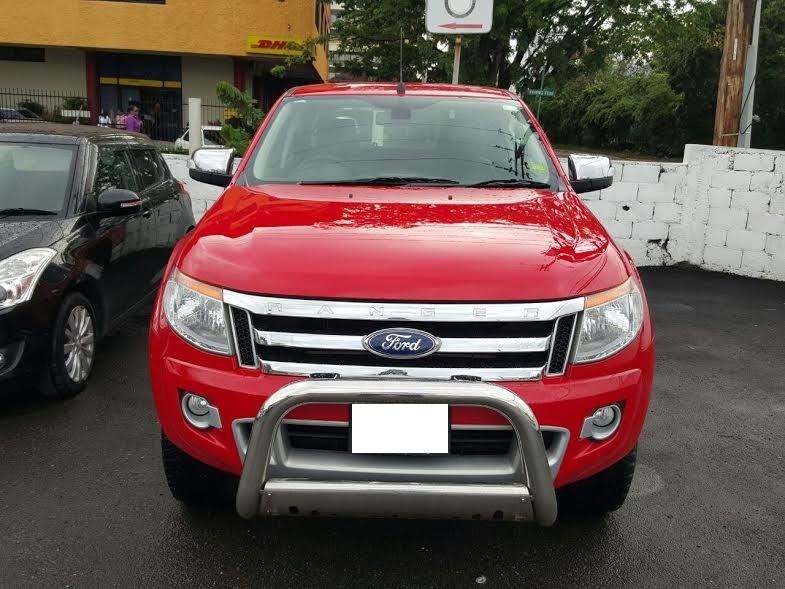 2015 Ford Ranger For Sale In Kingston St Andrew