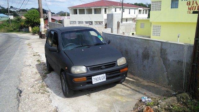 1995 Daihatsu Cuore for sale in Manchester, Jamaica ...