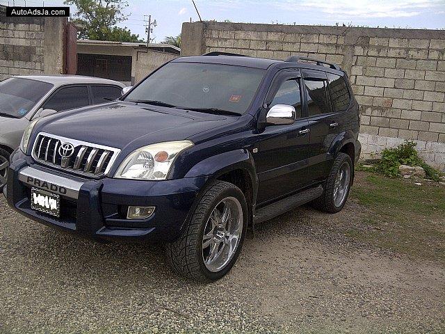 Toyota Prado For Sale In St Catherine Jamaica Autoads Jamaica
