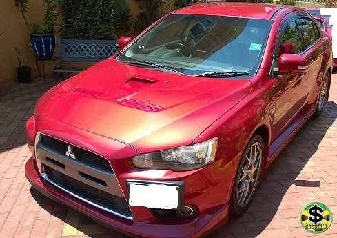 2008 Mitsubishi Lancer Evolution X MR for sale in ...