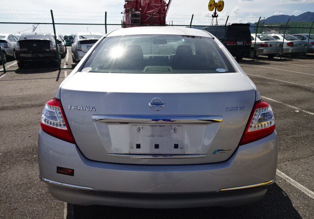 2012 Nissan Teana For Sale In St Catherine Jamaica
