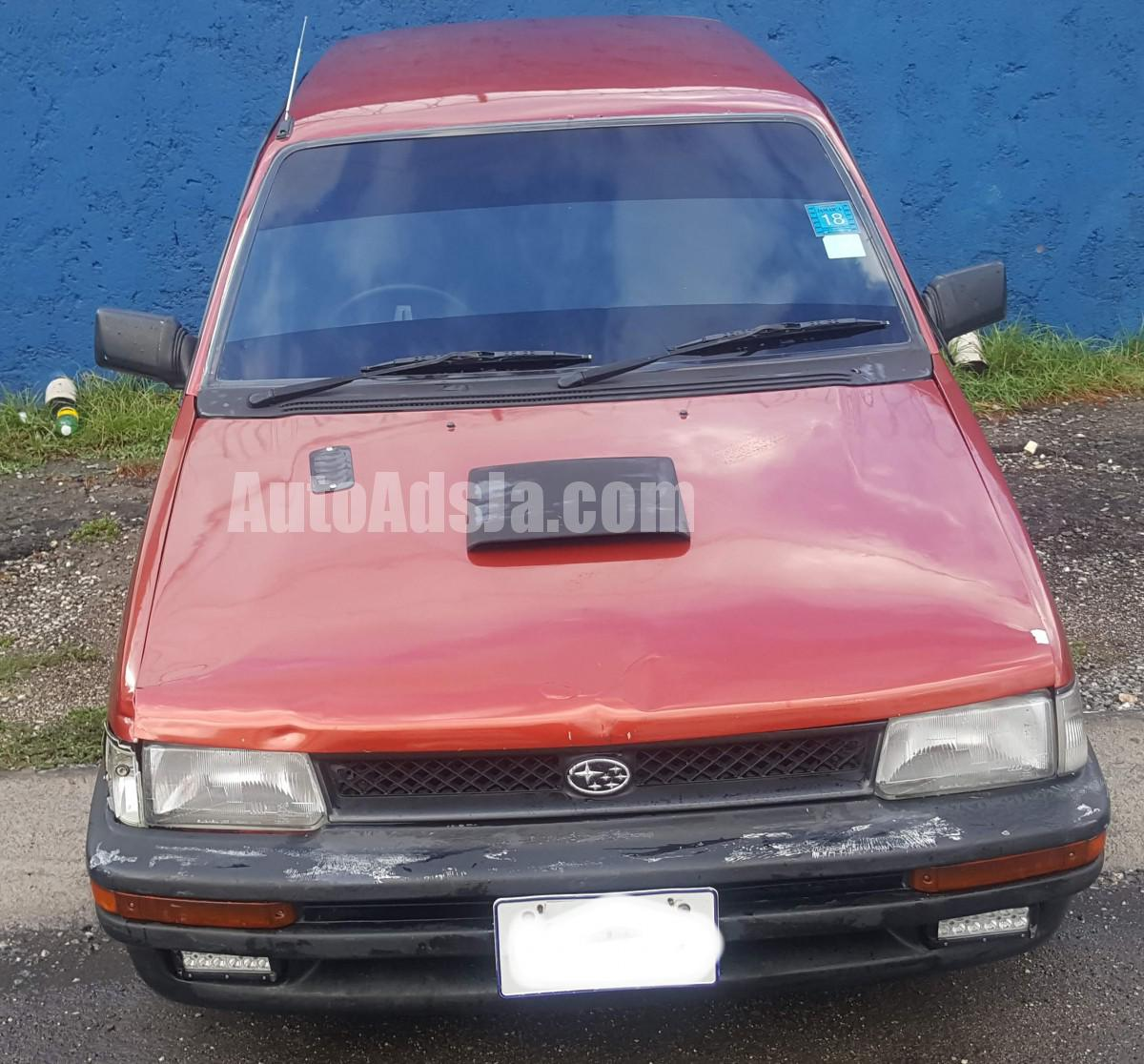 1000 Ideas About Subaru Justy On Pinterest: 1994 Subaru Justy For Sale In St. Catherine, Jamaica