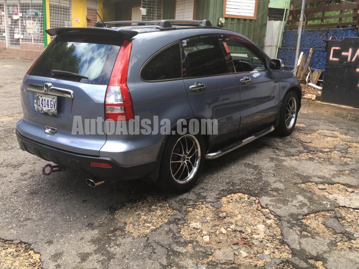 2008 Honda Crv For Sale In Kingston St Andrew Jamaica