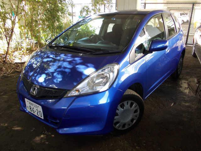2013 honda fit for sale in outside jamaica jamaica autoads jamaica. Black Bedroom Furniture Sets. Home Design Ideas