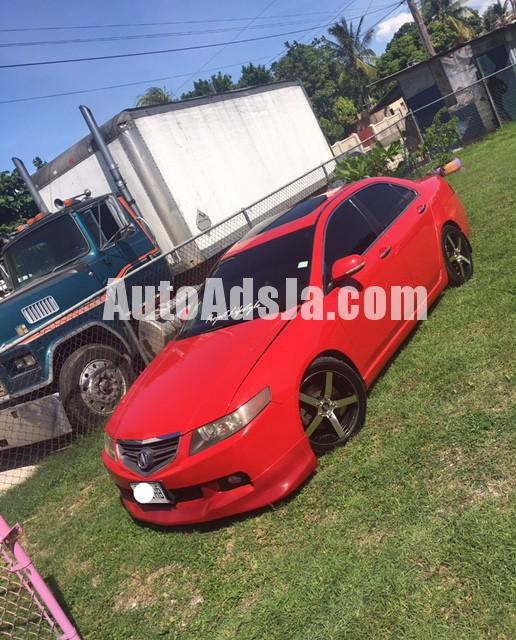2005 Acura TSX For Sale In Kingston / St. Andrew, Jamaica