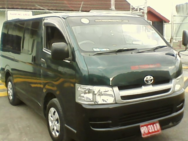 4aaf55c318 2006 Toyota Hiace for sale in St. James