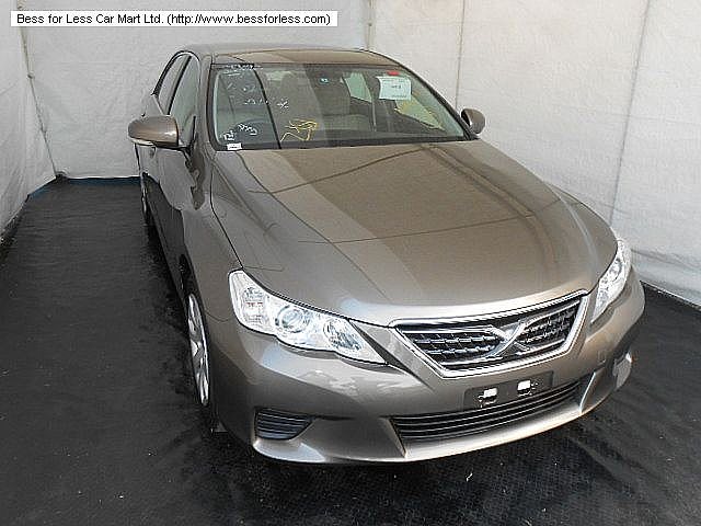 Autoadsja Cars For Sale In Jamaica: 2010 Toyota Mark X For Sale In St. Mary, Jamaica