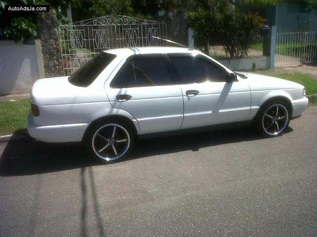 Autoadsja Cars For Sale In Jamaica: 1993 Nissan Sunny B13 For Sale In Kingston / St. Andrew