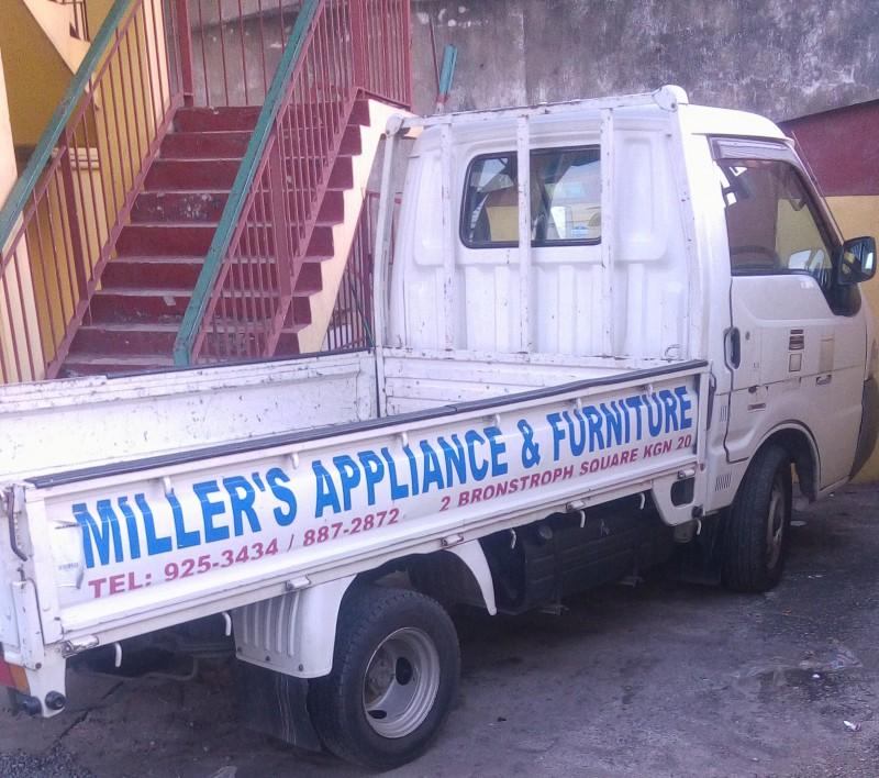 2002 Nissan Mazda Bongo for sale in Kingston / St. Andrew, Jamaica | AutoAdsJa.com