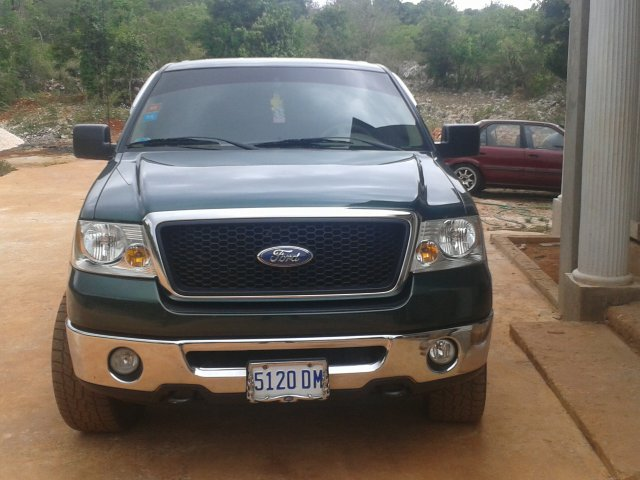 2007 Ford F150 for sale in Manchester, Jamaica   AutoAdsJa.com