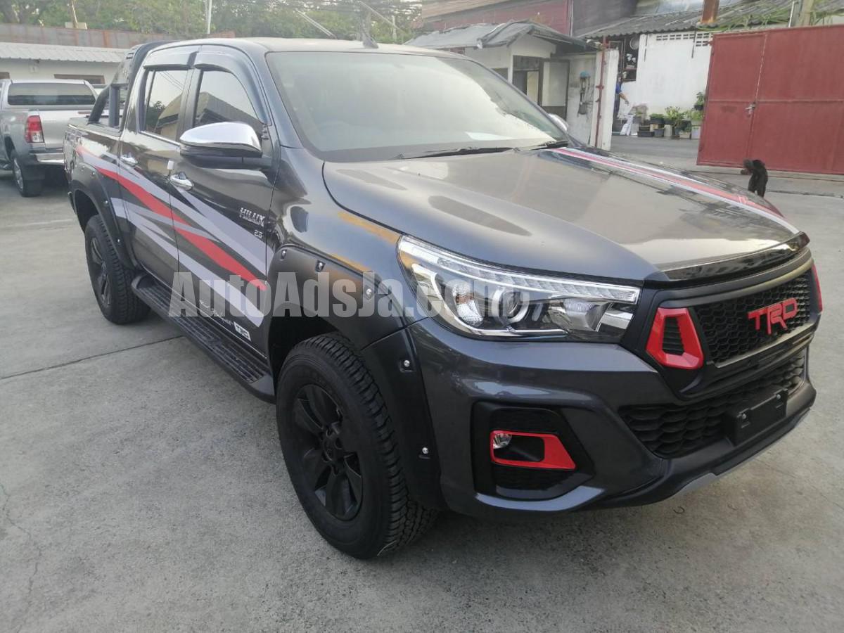 2020 Toyota Hilux Trd For Sale In Kingston St Andrew Jamaica Autoadsja Com