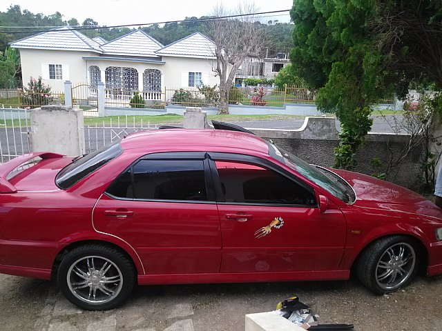 Autoadsja Cars For Sale In Jamaica: 2002 Honda Accord For Sale In Jamaica