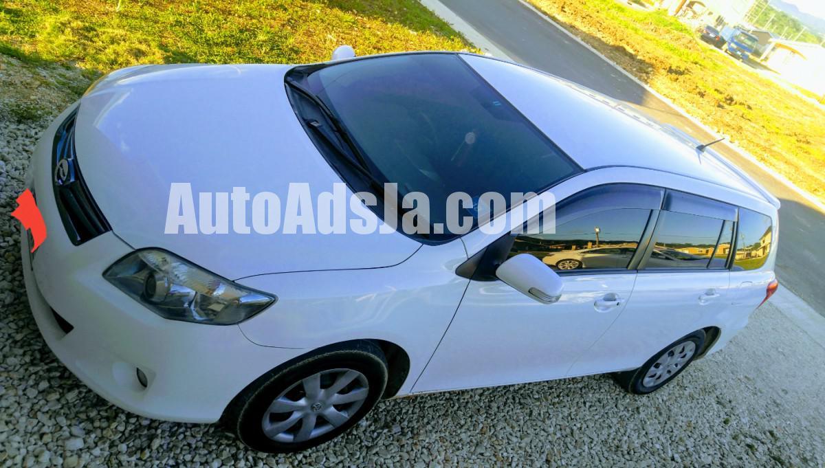 2011 Toyota Fielder S For Sale In Hanover Jamaica