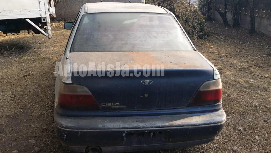 1996 Daewoo Cielo For Sale In Kingston    St  Andrew  Jamaica