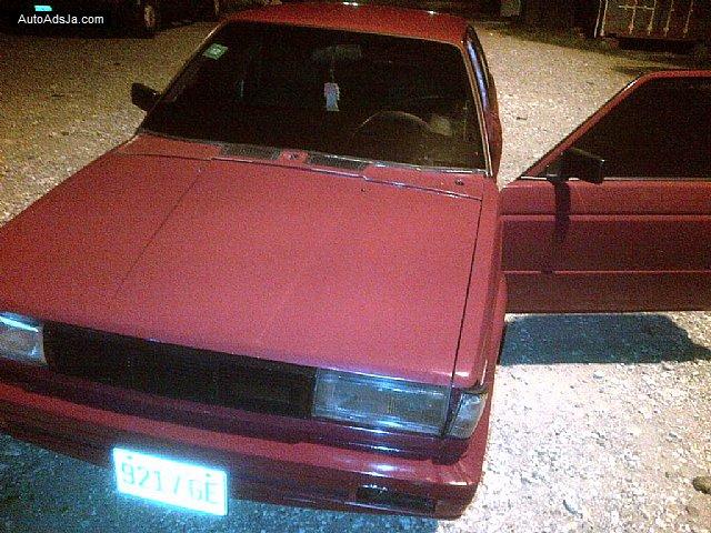 1989 Nissan Sentra For Sale In Kingston St Andrew Jamaica Autoadsja Com