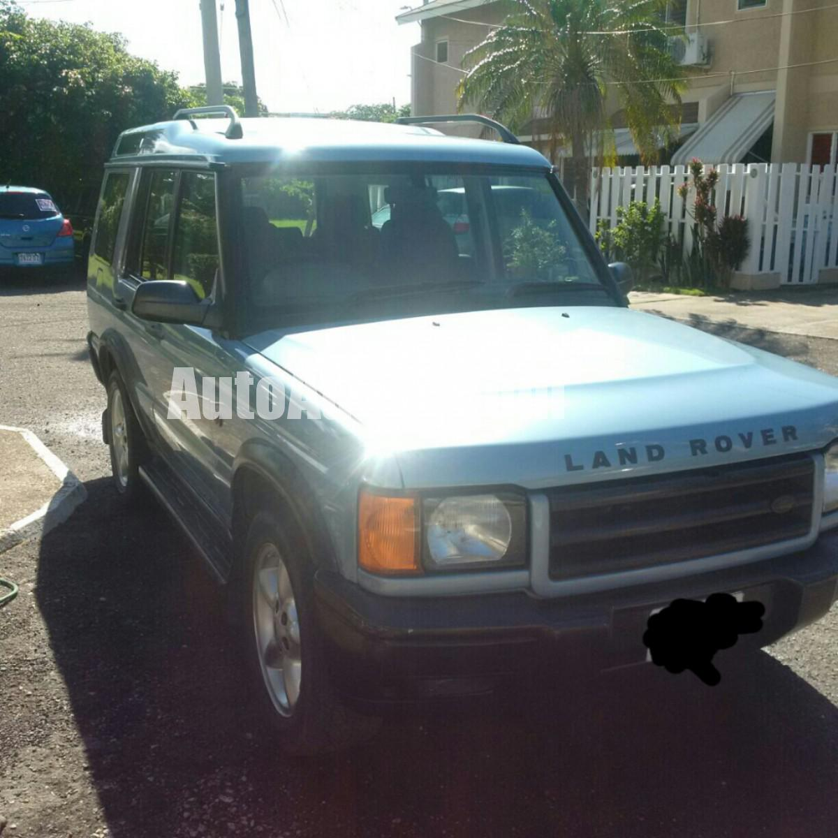 2002 Land Rover Discovery 2 For Sale In Jamaica Autoadsja Com
