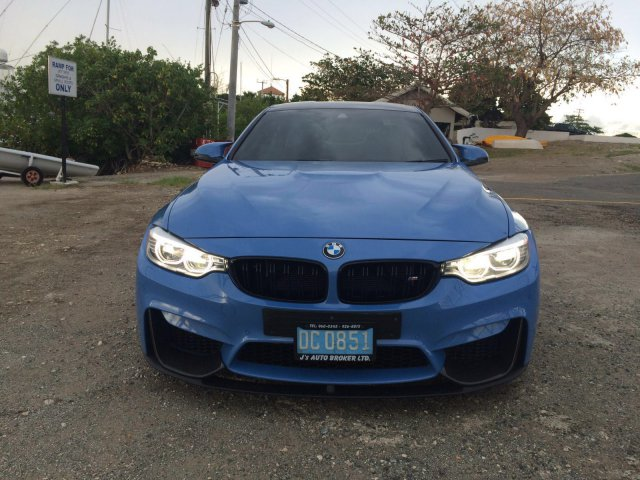 2015 Bmw M4 For Sale In Kingston St Andrew Jamaica Autoads Jamaica