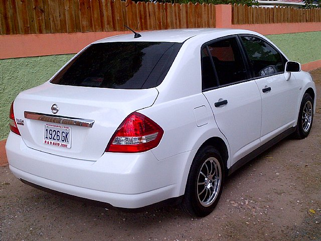 Autoadsja Cars For Sale In Jamaica: 2010 Nissan Tiida For Sale In Kingston / St. Andrew