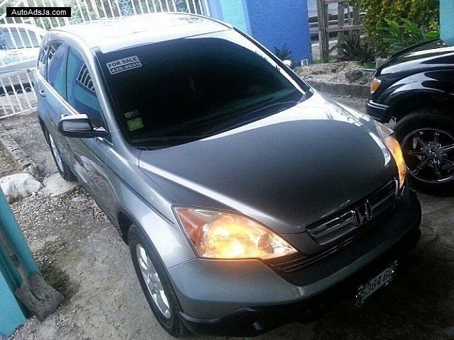 2008 Honda Crv For Sale In Jamaica Autoads Jamaica