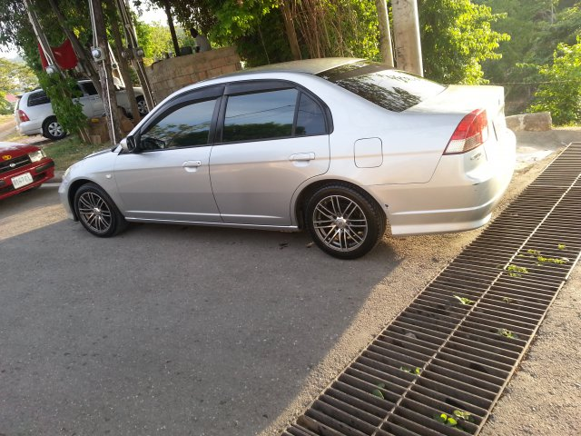 2003 honda civic for sale in st ann jamaica autoads jamaica. Black Bedroom Furniture Sets. Home Design Ideas