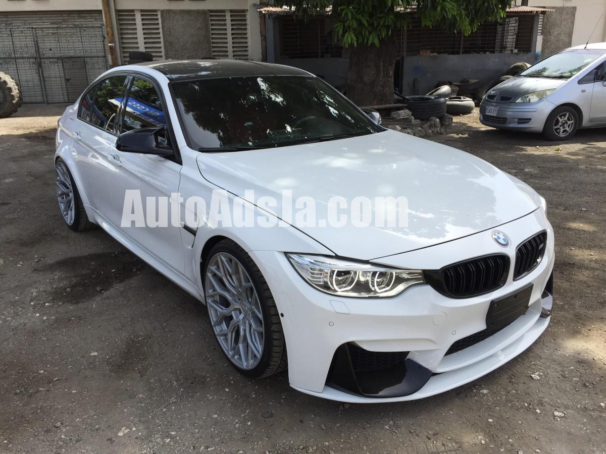 2017 Bmw M3 For Sale In Jamaica Autoadsja Com