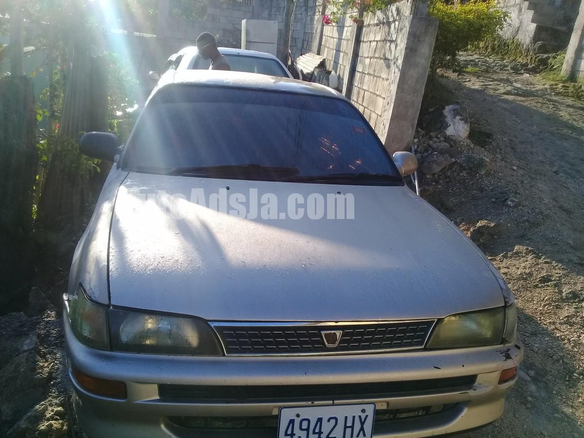 1991 Toyota Corolla AE100 SE for sale in St  James, Jamaica | AutoAdsJa com
