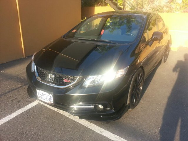 Honda Civic si For Sale in Jamaica 2013 Honda Civic si For Sale