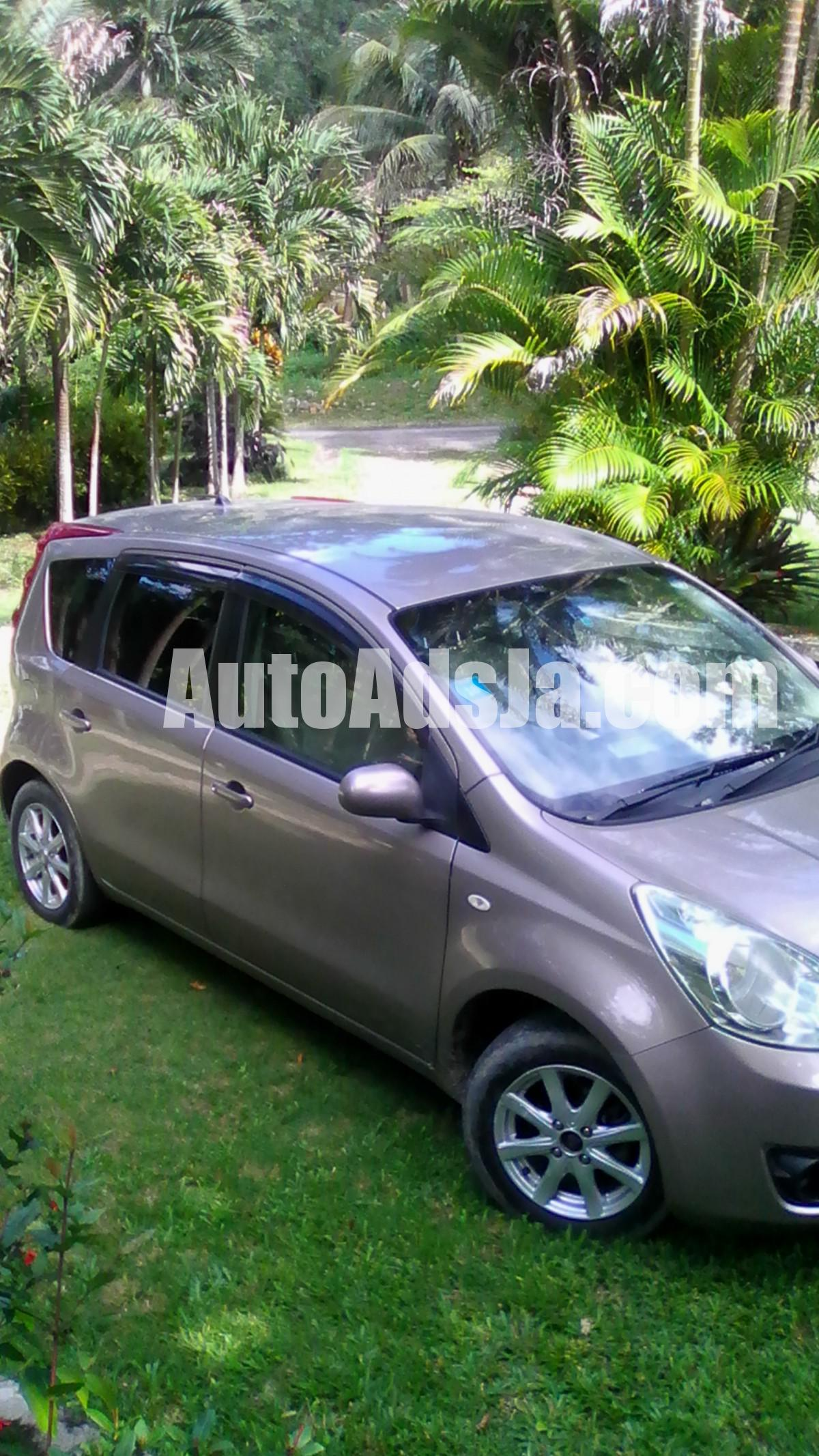 2008 Nissan Note For Sale In Kingston St Andrew Jamaica
