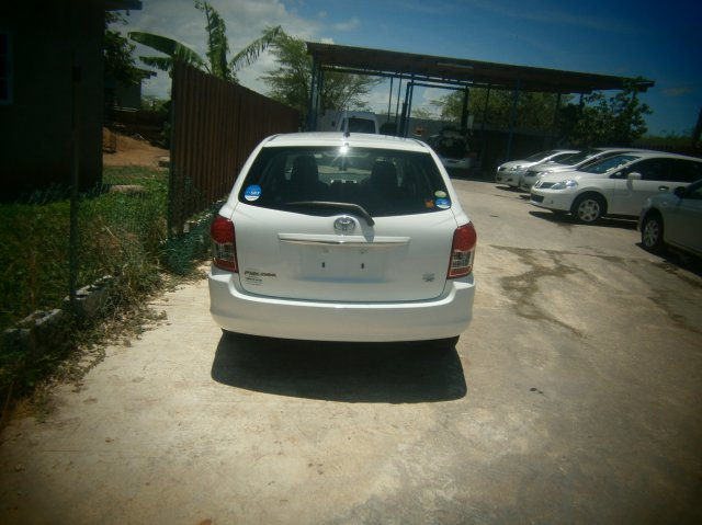 Autoadsja Cars For Sale In Jamaica: 2009 Toyota Fielder For Sale In St. Catherine, Jamaica