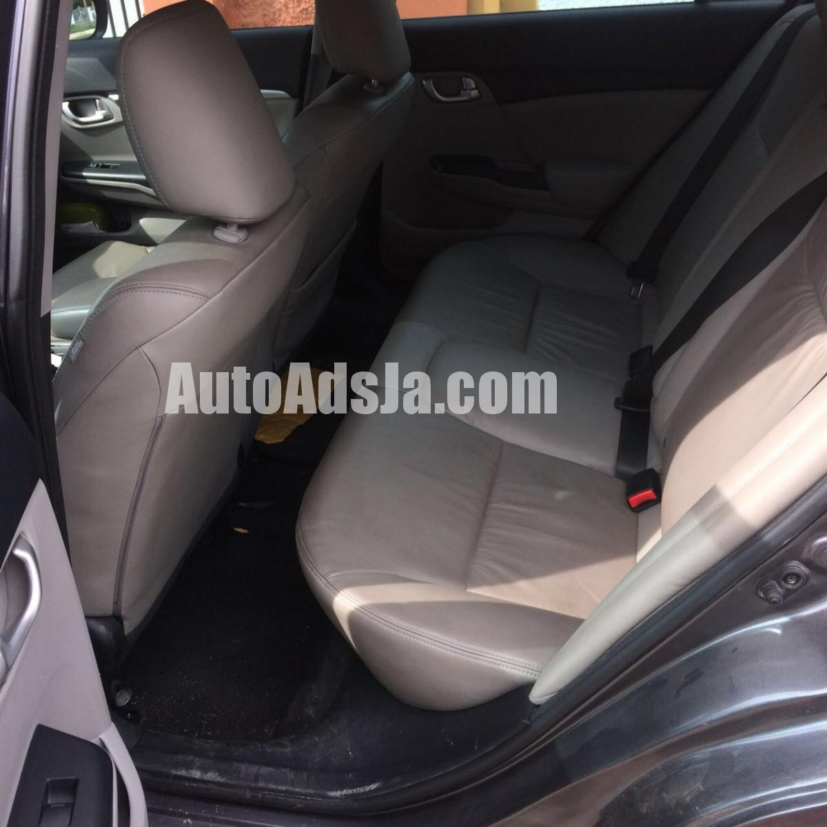 2014 Honda civic for sale in Kingston / St  Andrew, Jamaica